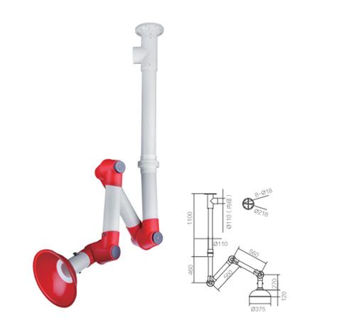 WJH0604 Fume Extractor
