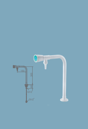 WJH0608A High Purity Laboratory Faucets