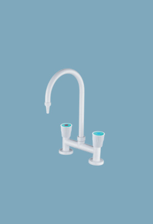 WJH0609B Laboratory Mixing Faucets