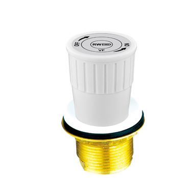 low vacuum gas valve