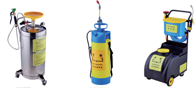 Removable Sprayer & Rửa Mắt