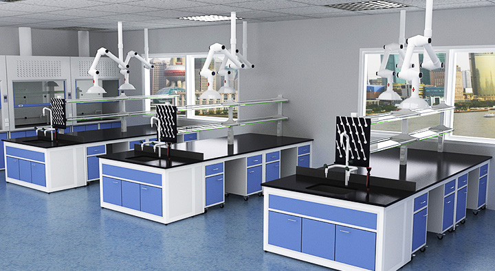 Laboratory Fume Exhaust Ceiling Fume Extraction Arm Universal Fume Extraction Hood Hebei Runwangda Making Clean Materials Co Ltd