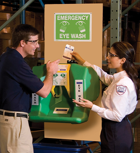 how compliant is your eye wash station and emergency shower assessments for ansi osha - Eye Wash Station Osha