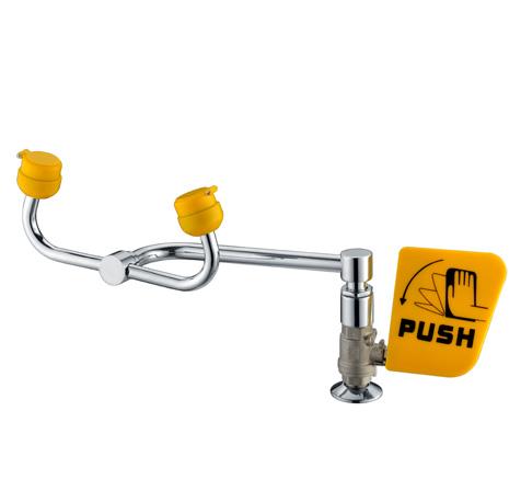 lab baja mata bangku stainless mesin cuci-WJH1555A
