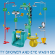 Electric Shower Water Heaters With Eye Wash