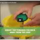 Montageverfahren für Augenspülungen und Dusche