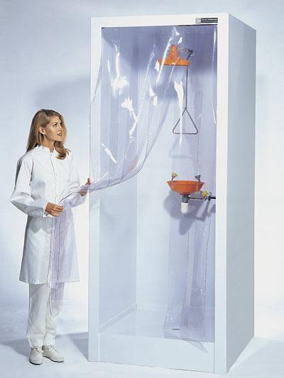 safety Emergency Showers & Eyewashes