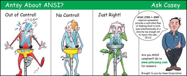 Emergency Eyewash And Shower Inspection Checklist Hebei